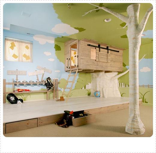 lucu disain kamar anak cara menghias kamar tidur anak dekorasi kamar ...