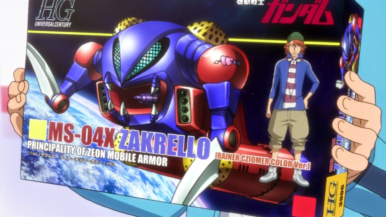 Gundam build fighters try contains spoilers page 50 for Domon gundam build fighters try