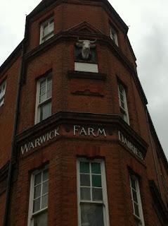Warwick Farm Dairies, London W9
