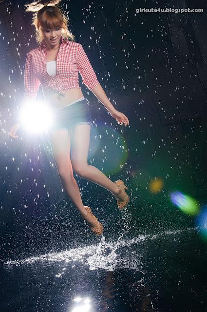 Kim-Ha-Yul-Tied-Top-06-very cute asian girl-girlcute4u.blogspot.com