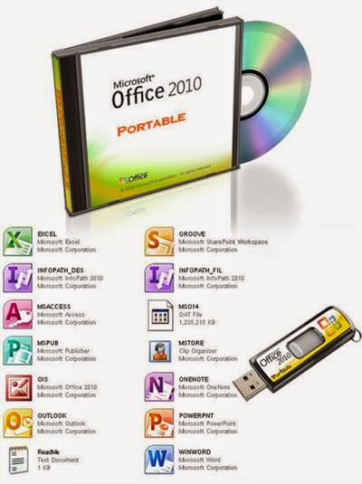 Microsoft-Office2010-PORTABLE