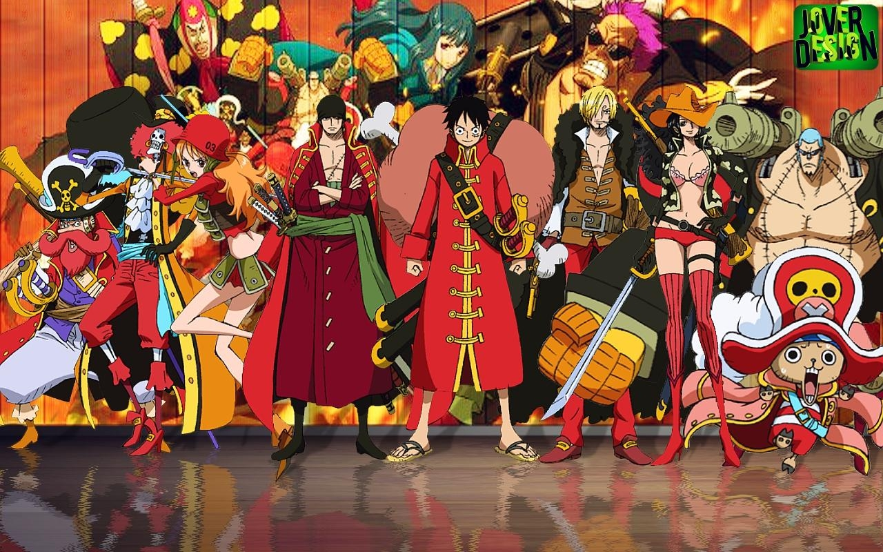 D Exhibition One Piece : Gambar wallpaper one piece hd terbaru yoiko
