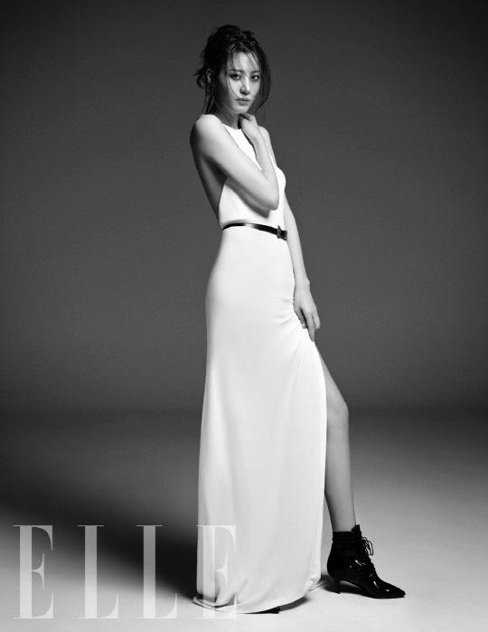 Kim Soo Hyun - Elle May 2014