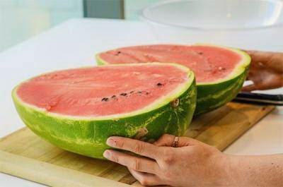 (Thạch Dưa Hấu) - Watermelon Jelly