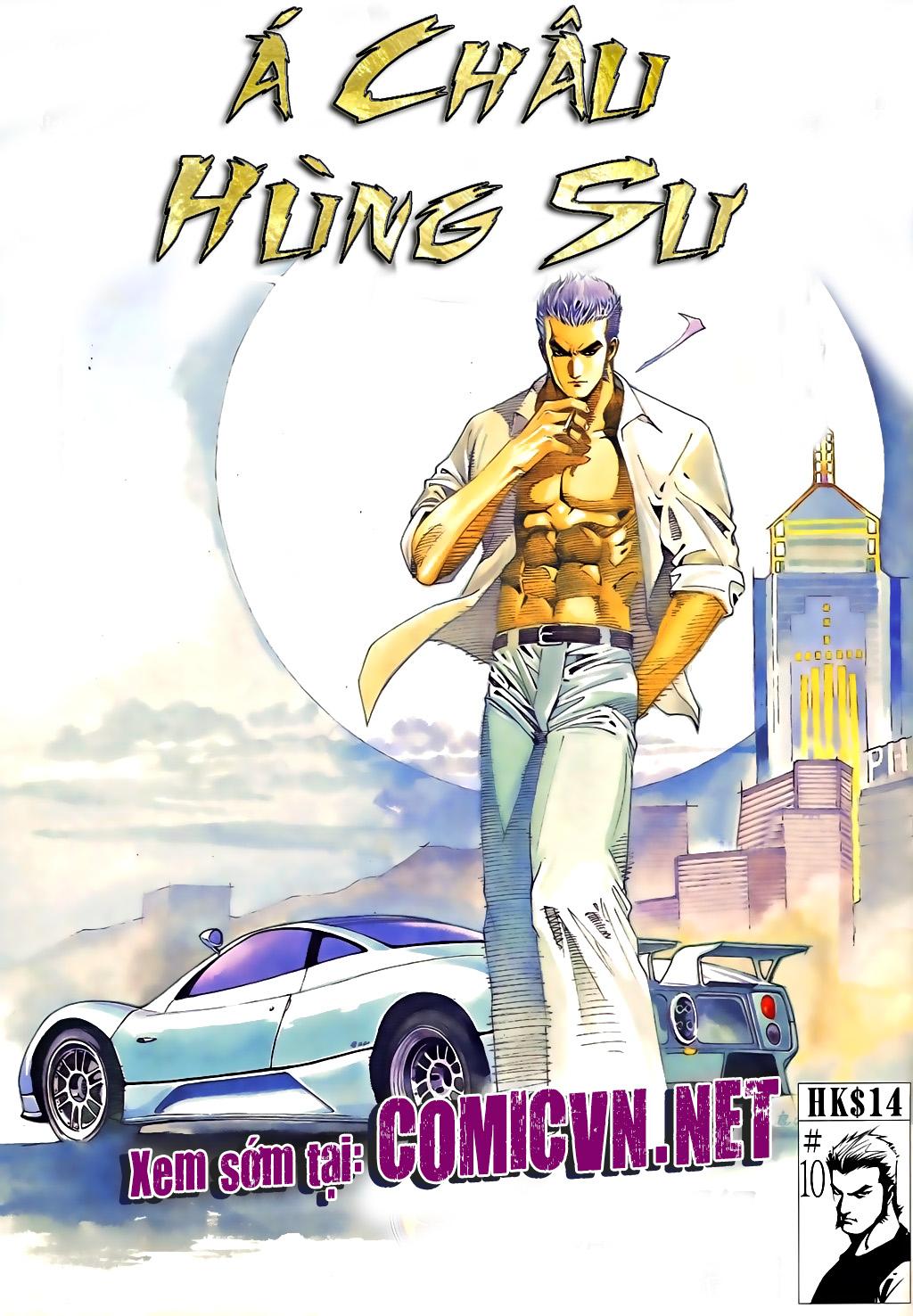 Á Châu Hùng Sư Chap 9 - Next Chap 10
