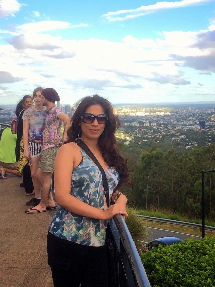 Anusha Rajapaksha trip to brisbane