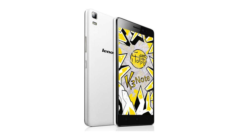 Lenovo Note 8 Smartphone 4G Lte Price