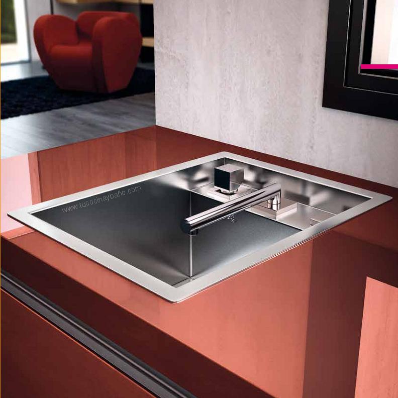 Genial grifos cocina abatibles fotos grifos de diseno - Grifos de cocinas ...