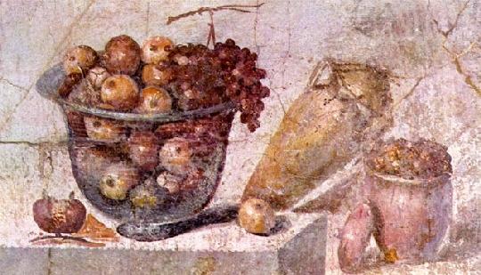 Essen im alten rom