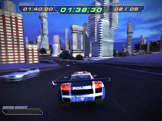 Police Super Car - Mobil Polisi Super