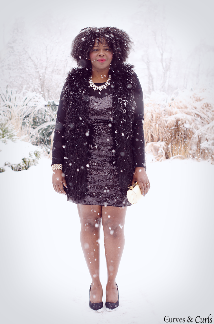 #plussize holiday dress for less