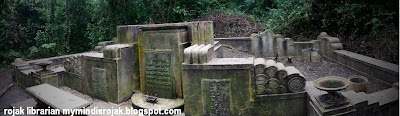 Art deco tomb of Lee Kim Soo
