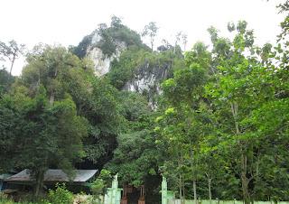 Gunung Putih Kabupaten Bulungan
