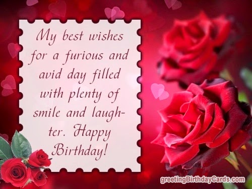Birthday Wishes Card ~ All wishes message greeting card and tex message best birthday