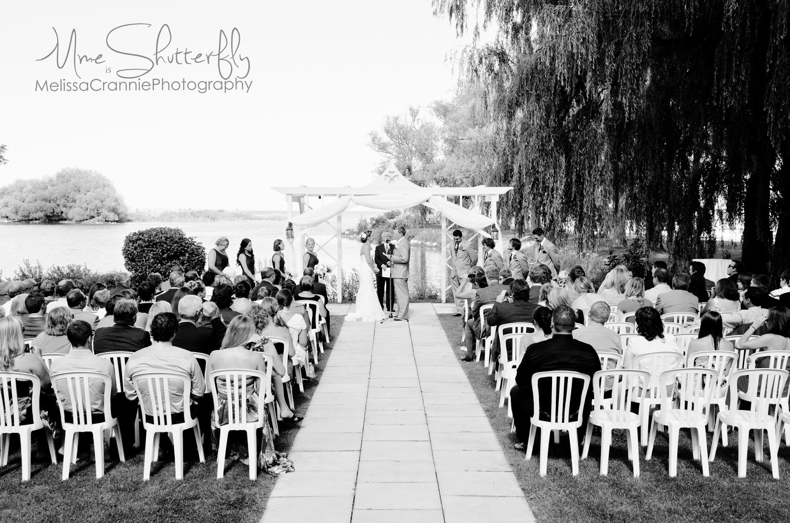 Cranberry resort collingwood wedding