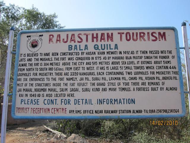 Bala Qila board
