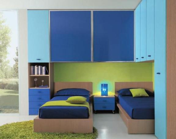 Bedroom for two boys