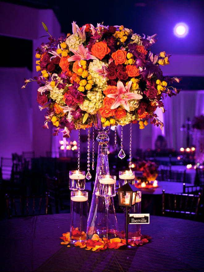 Candles Centerpieces Wedding Ideas weddingideas weddingthemes