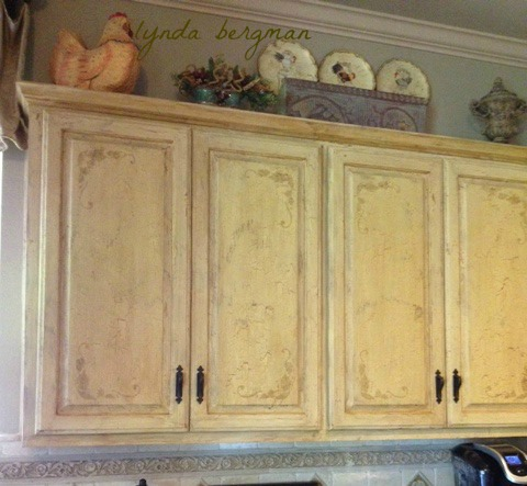 Lynda bergman decorative artisan painting faux finishes Faux finishes for kitchen walls