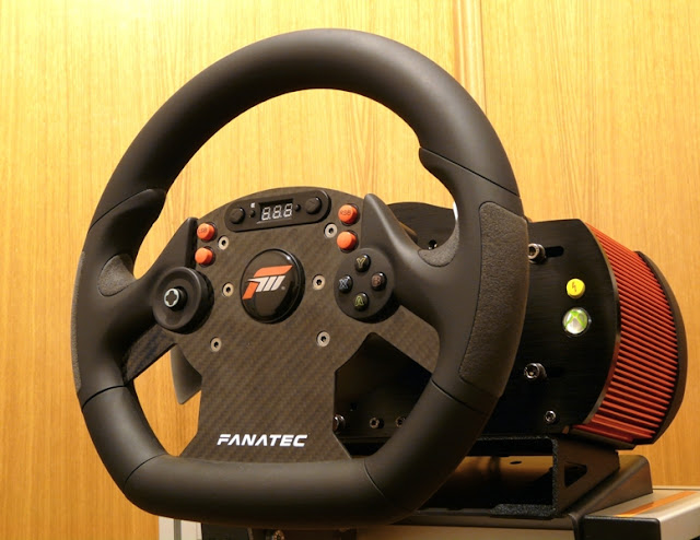 Review Fanatec Elite CSR Volante