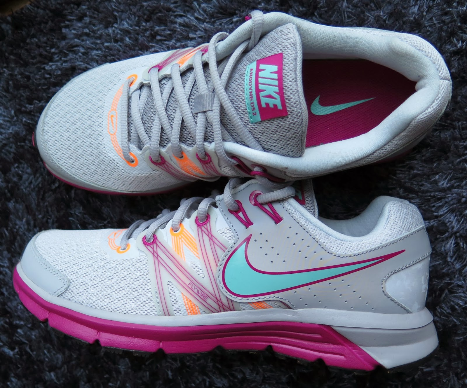 nike trainers, Michelle Louise Love