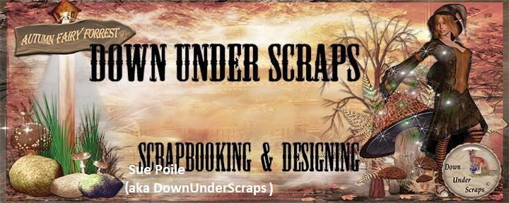 Down Under Scraps
