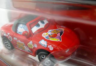 cars superfan mia