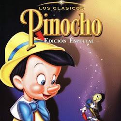 Poster Pinocchio 1940