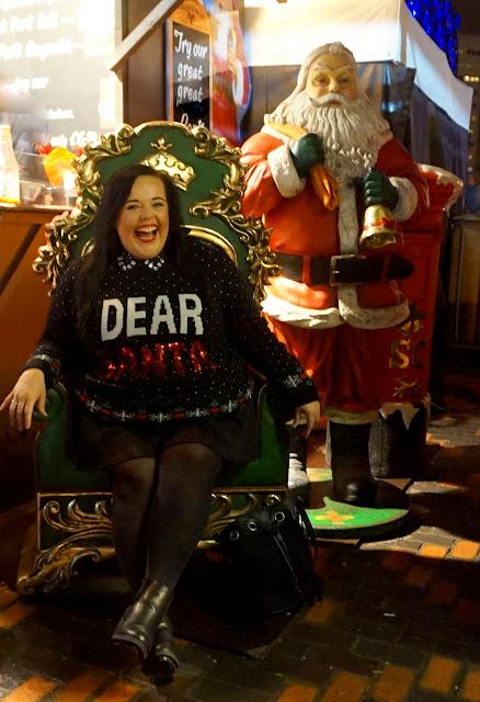 plus size christmas jumper