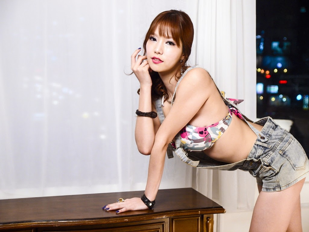 1 Han Min Young - March Album Supplements - very cute asian girl-girlcute4u.blogspot.com