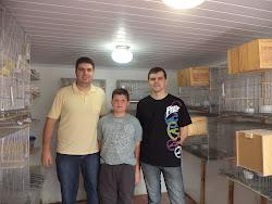 Visita de Ronaldo Antoni: 30-6-2012