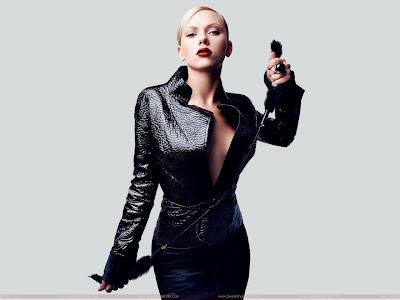 Scarlett Johansson Desktop Wallpaper
