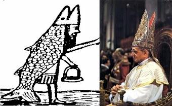 Mitra y culto a Semiramis