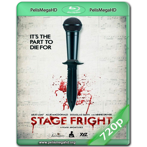STAGE FRIGHT (2014) 720P WEB-DL MKV HD INGLÉS SUBTITULADO