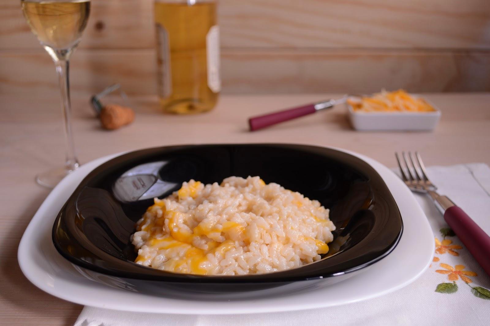 Risotto a los cuatro quesos, Cookeando y Tradicional