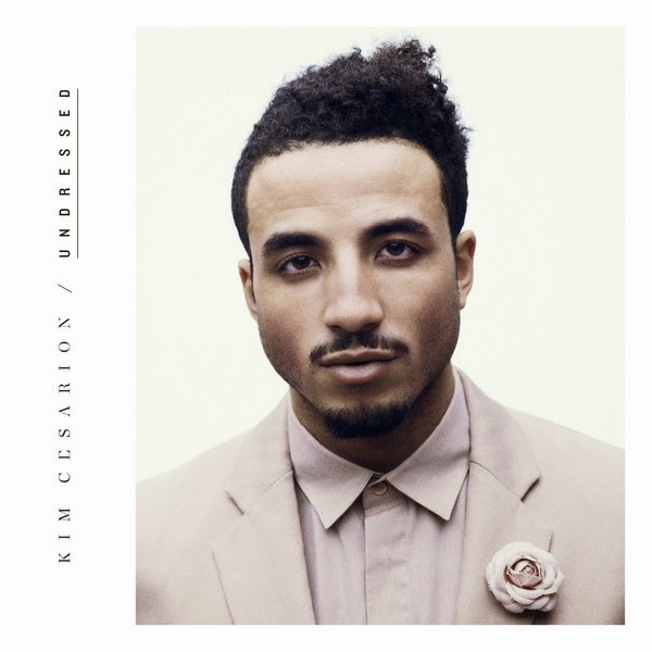 Kim Cesarion - Undressed Cover