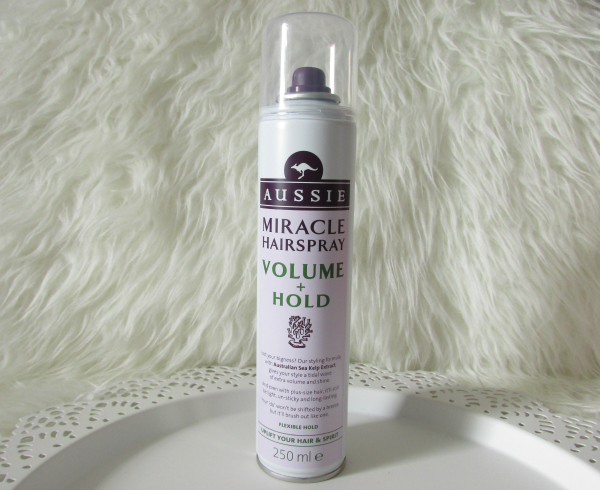 AUSSIE - Miracle Hairspray Volume+Hold - 4.95 Euro