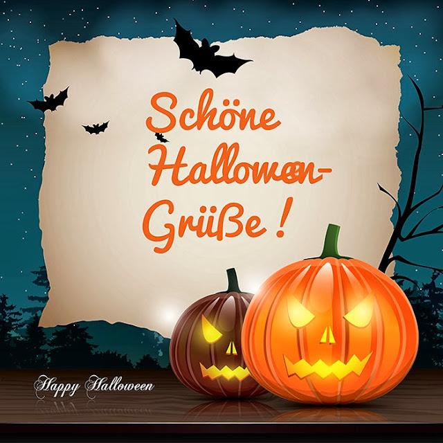 Halloweengrüße