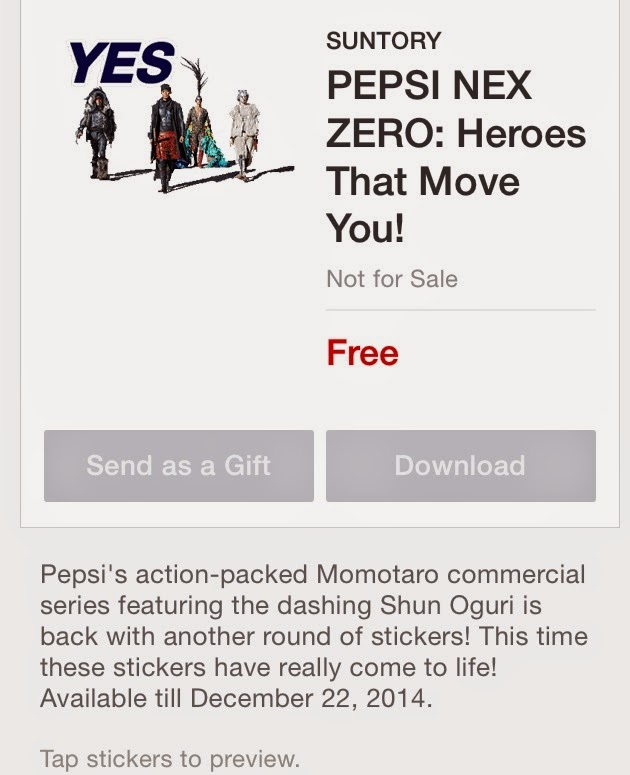 PEPSI NEX ZERO: Heroes That Move You!