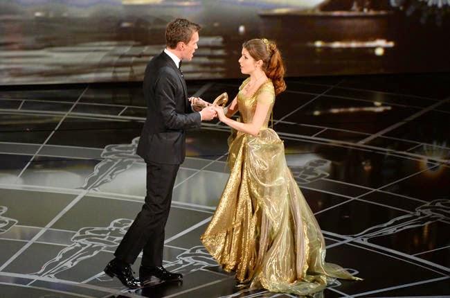 Abertura do Oscar 2015