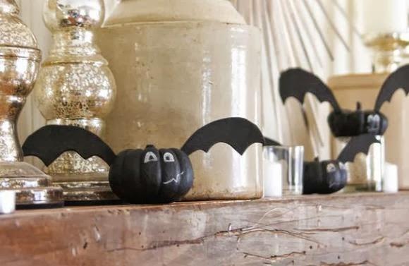Calabazas murci lago para halloween cositasconmesh - Calabazas decoradas manualidades ...