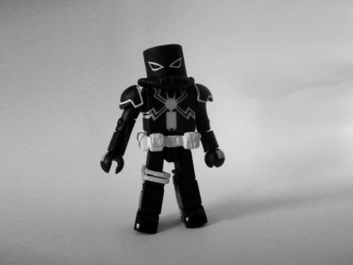 Flash Thompson Venom Minimate