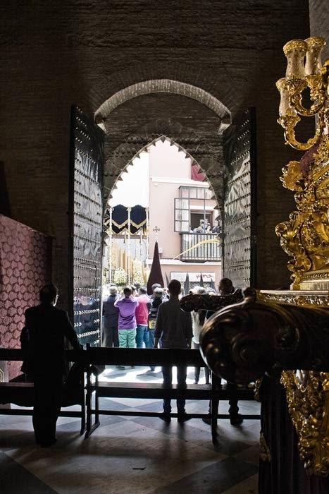 Nuestra Señora del Rosario, El Cautivo del Polígono de San Pablo
