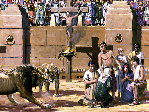 religious persecution in the ancient roman Beginning in the eighth century bc, ancient rome grew from a small town on central italy's tiber river into an empire that at its peak encompassed most of continental europe, britain, much of.