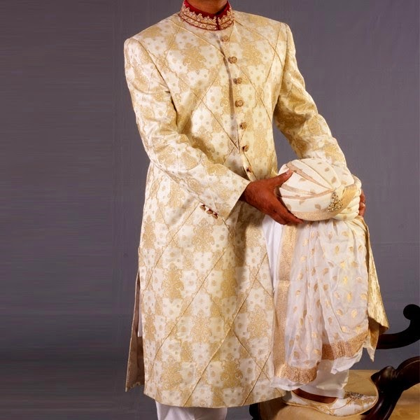 Junaid Jamshed Sherwani Collection of Men