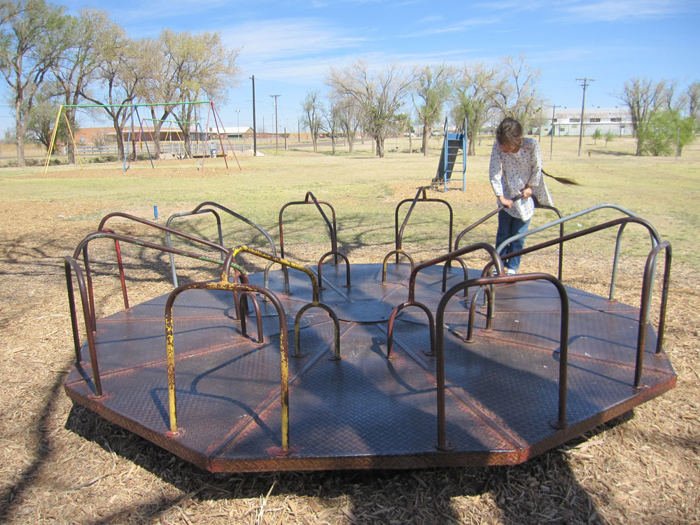 Used Metal Playground Equipment : My homemade life playing at the park