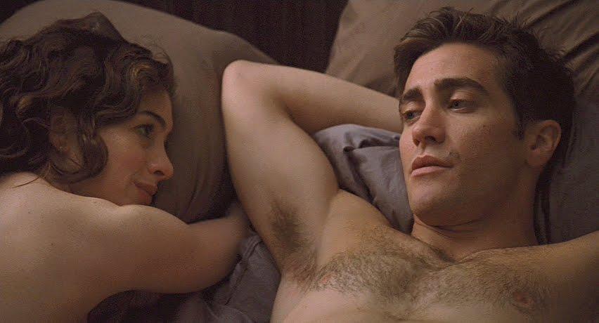 anne hathaway jake gyllenhaal sex scene