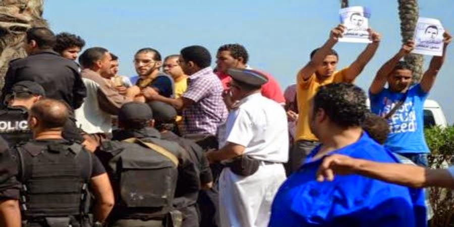 """صورة أرشيفية - القبض على ناشط سياسي من المتهمين في قضية وقفة """"خالد سعيد"""""""