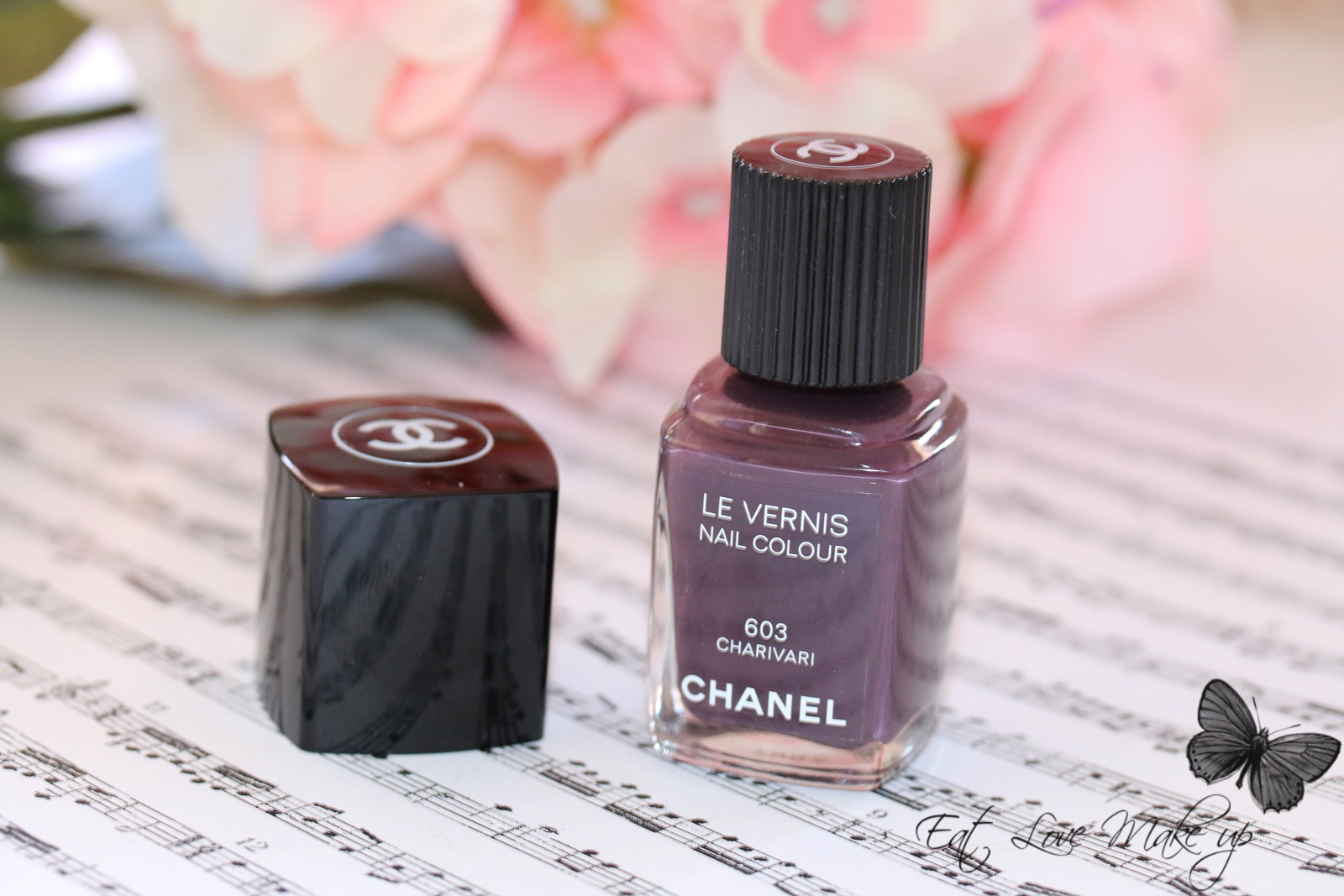 Chanel Le Vernis Nail Colour 603 Charivari