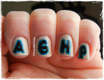 A Girl and Her Polish: New 31 Day Challenge: Day 27 - A Mani ...